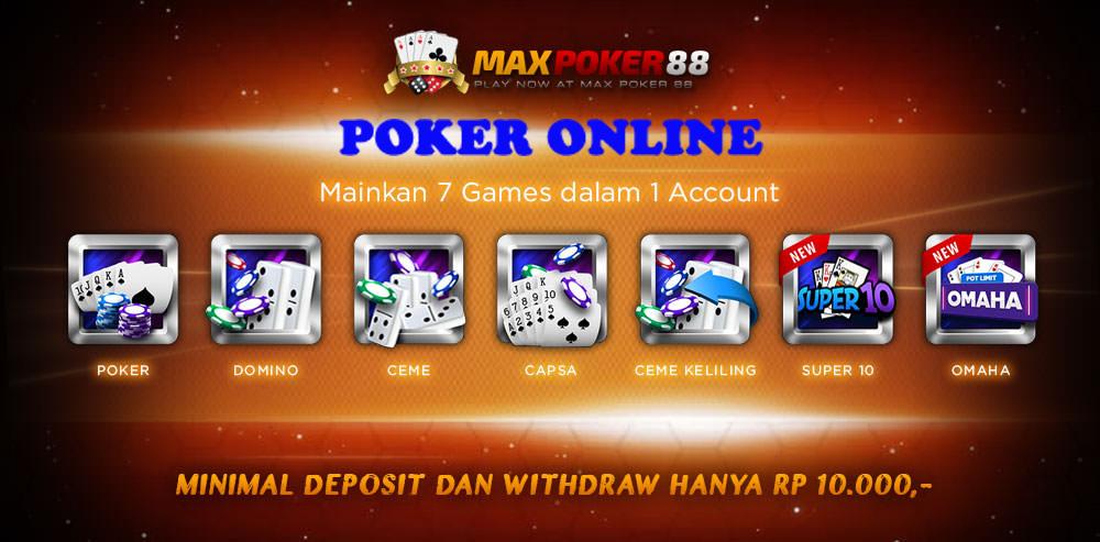 maxpoker88 online